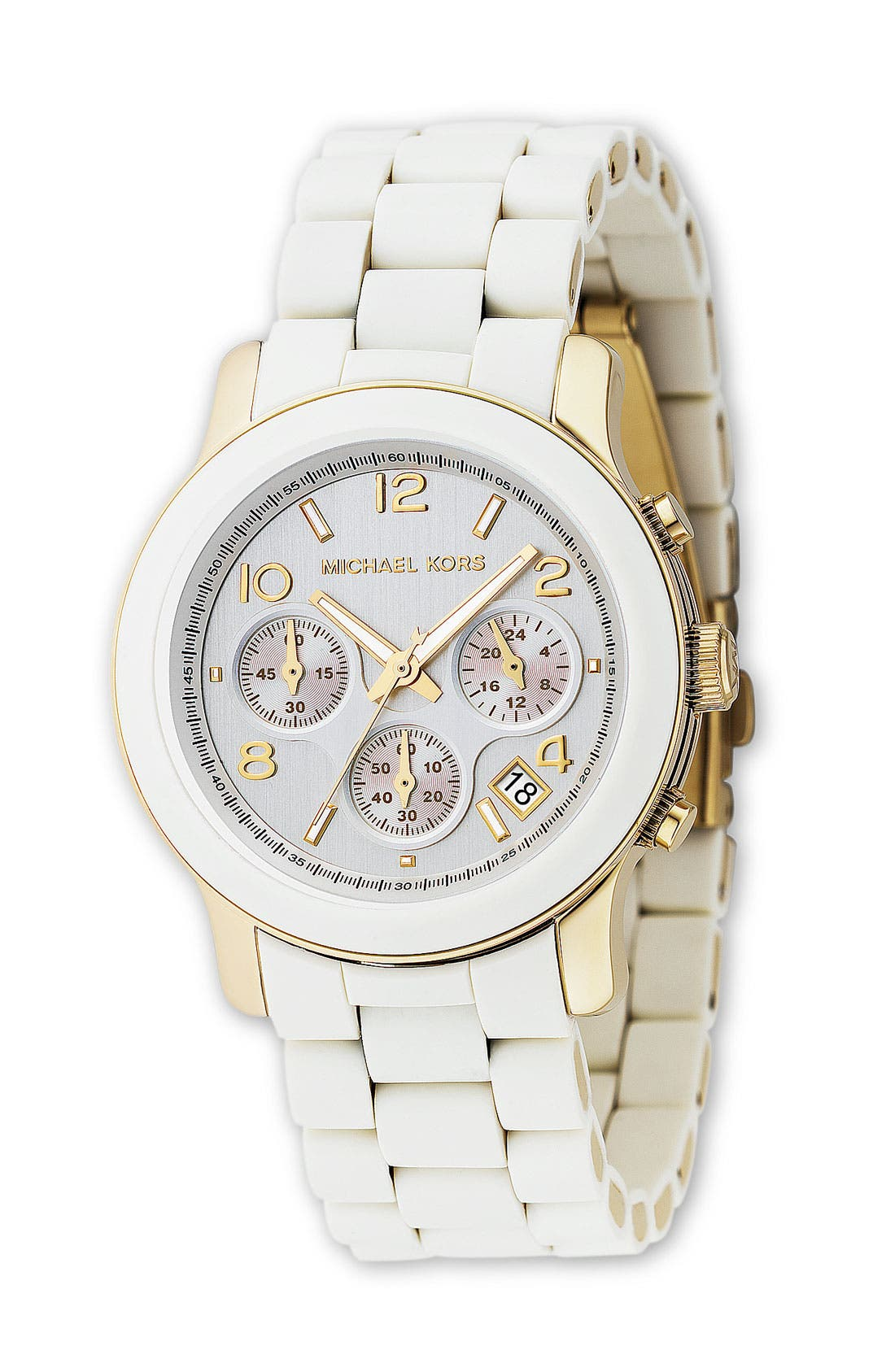 Alternate Image 1 Selected - Michael Kors 'Runway' Chronograph Watch, 39mm