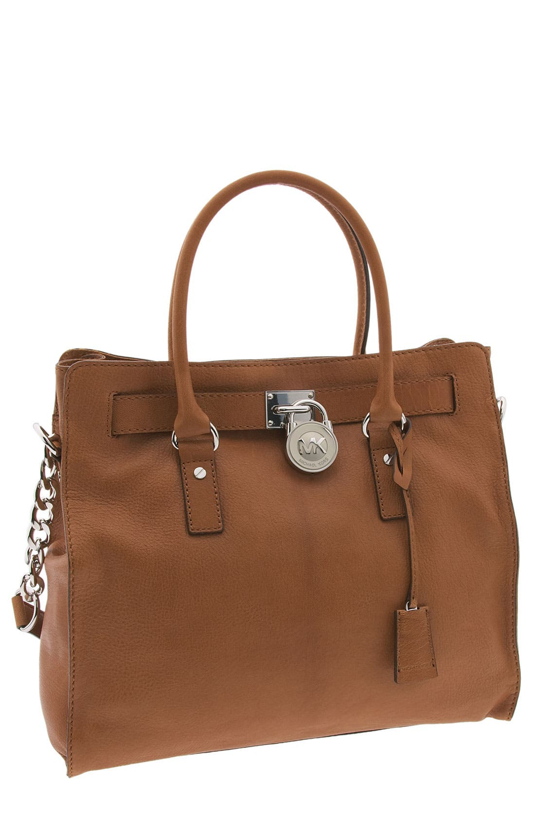 Alternate Image 1 Selected - MICHAEL Michael Kors 'Hamilton Chain - Large' Vertical Tote