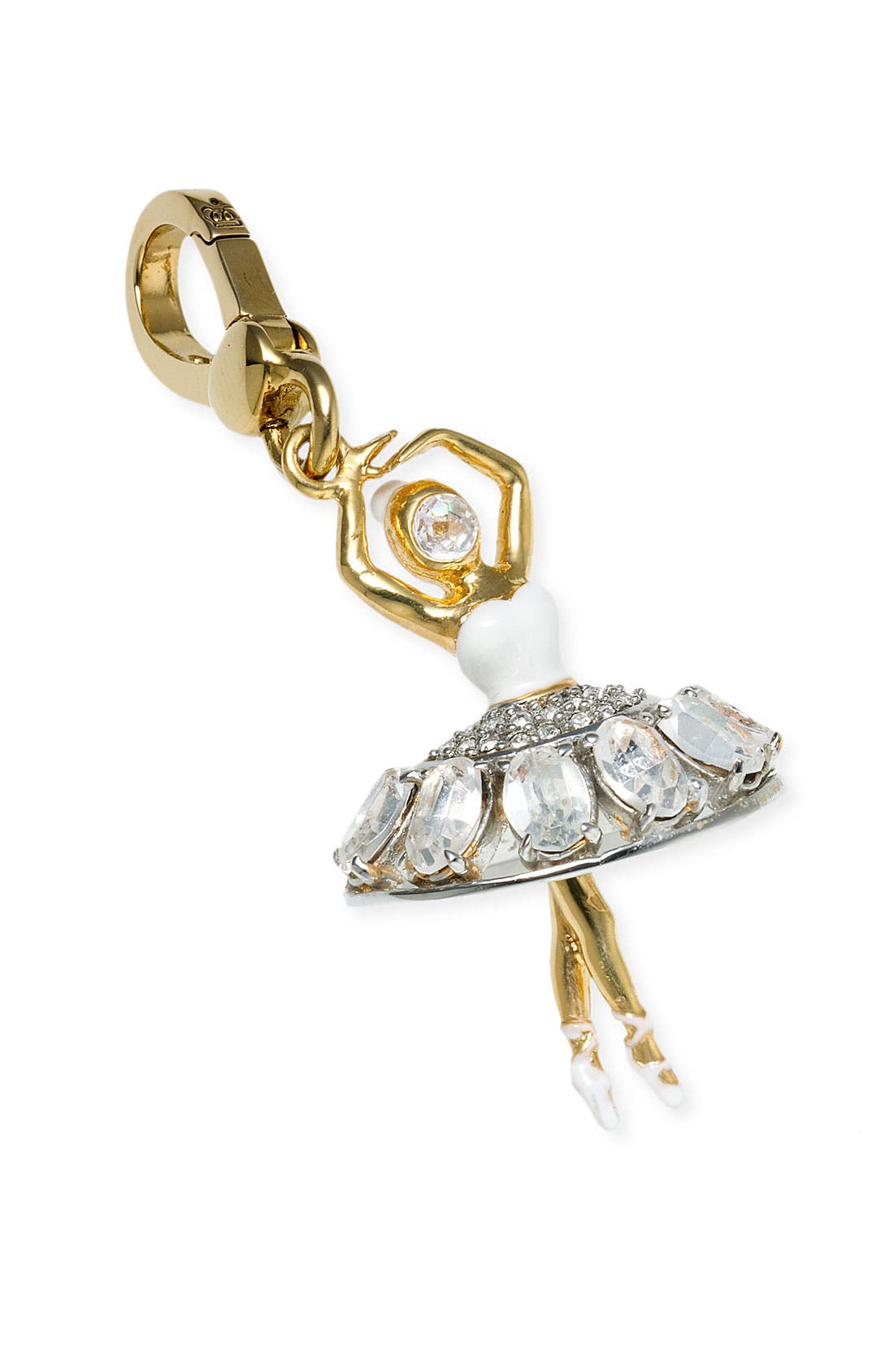 Alternate Image 1 Selected - Juicy Couture Ballerina Charm