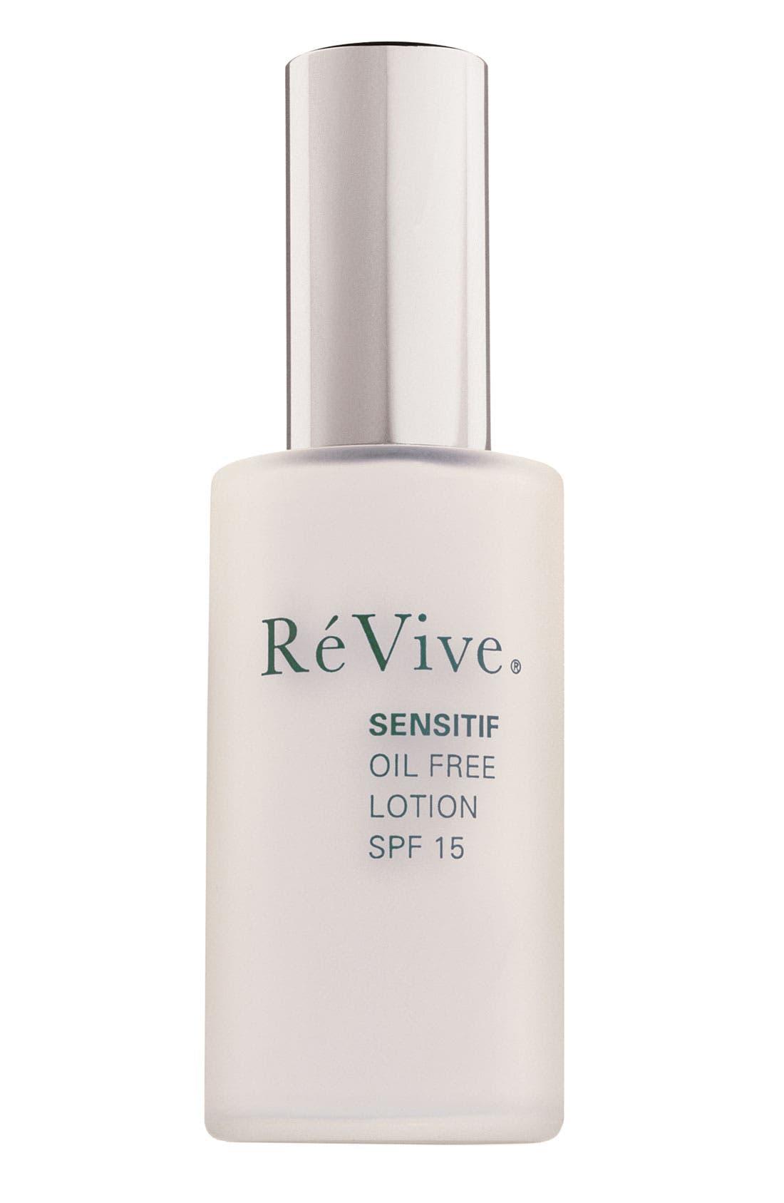RéVive® Sensitif Oil-Free Lotion SPF 15