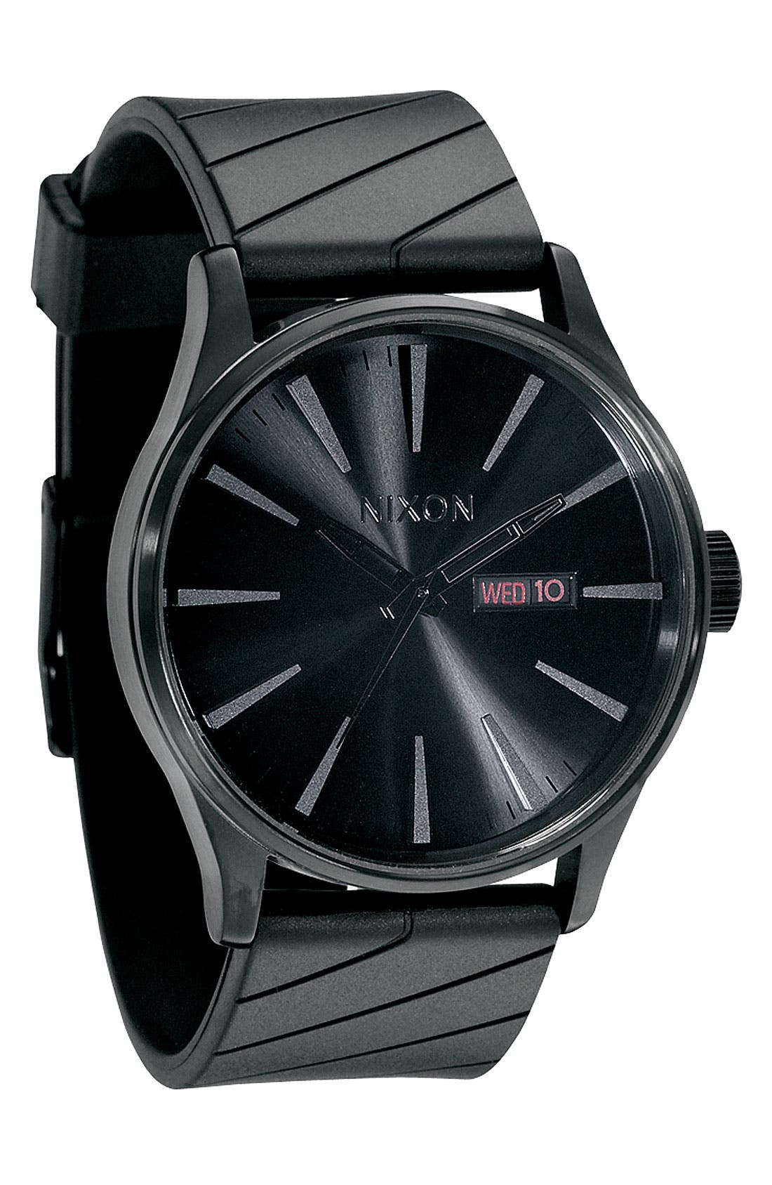 Alternate Image 1 Selected - Nixon 'The Sentry' Watch, 42mm