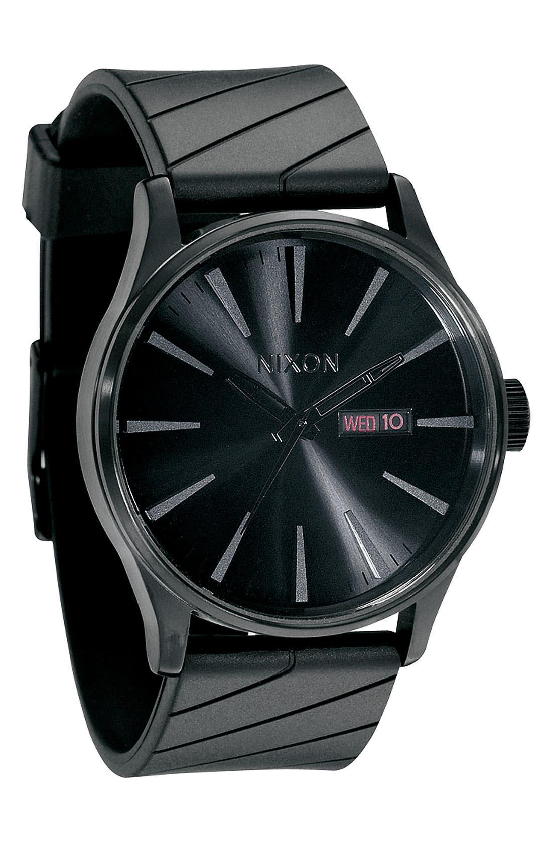 Main Image - Nixon 'The Sentry' Watch, 42mm