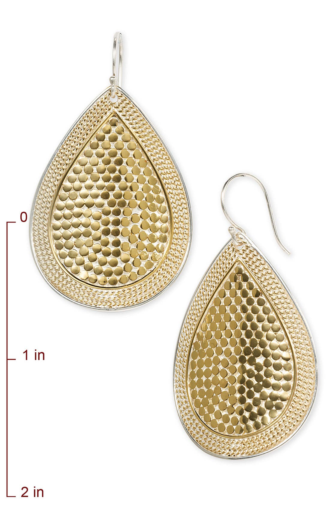 Alternate Image 2  - Anna Beck 'Gili' Large Drop Earrings
