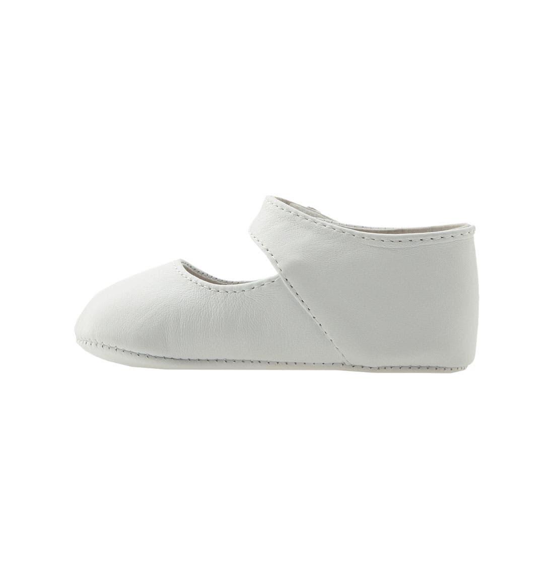 Alternate Image 2  - Designer's Touch 'Hartlee' Crib Shoe (Baby)