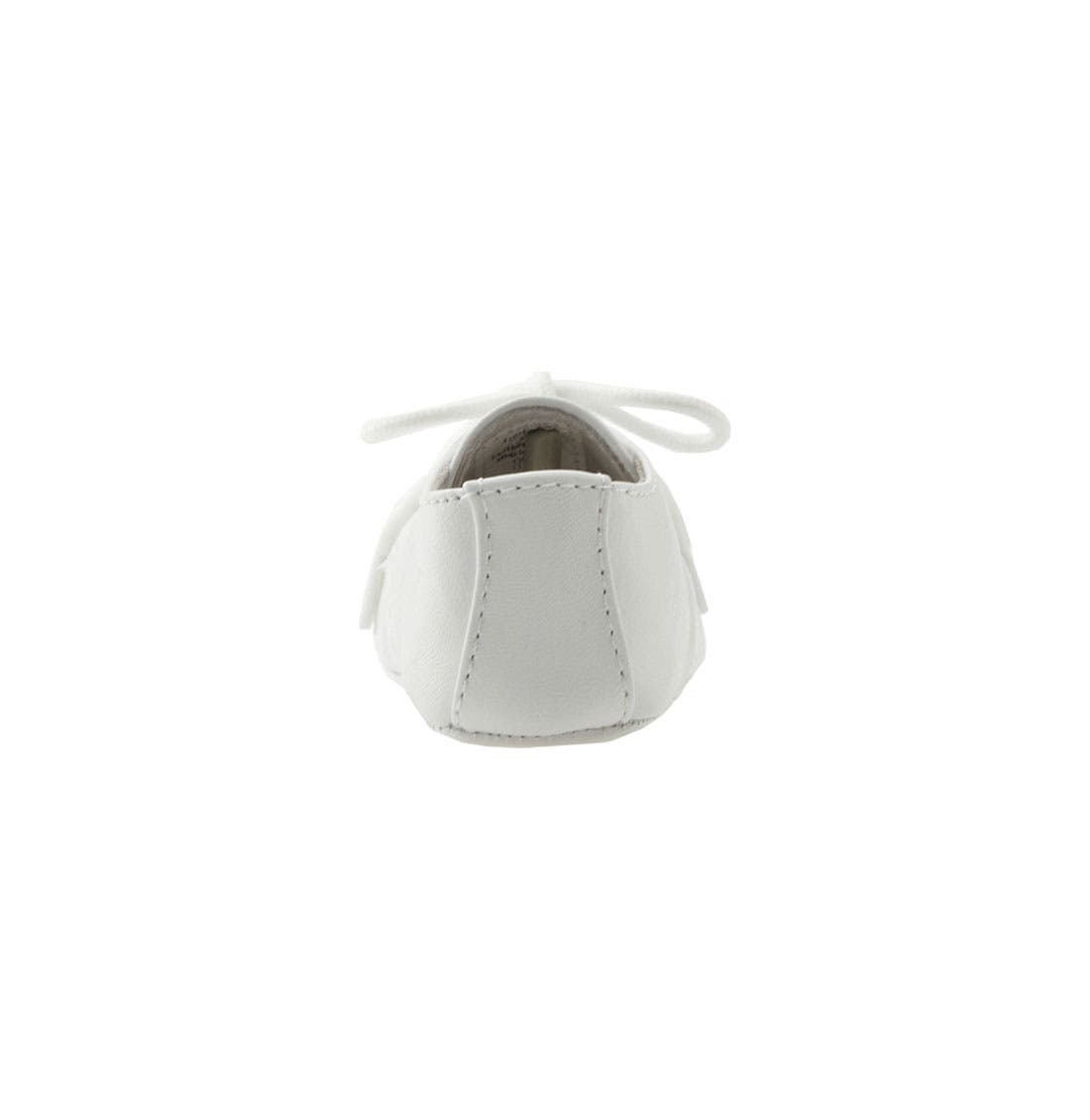 Alternate Image 4  - Designer's Touch 'Eric' Crib Shoe (Baby)