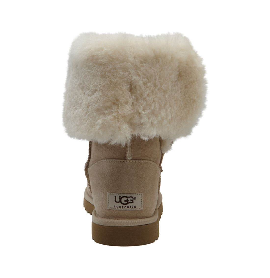 Alternate Image 4  - UGG® 'Bailey Button Triplet' Boot (Women)
