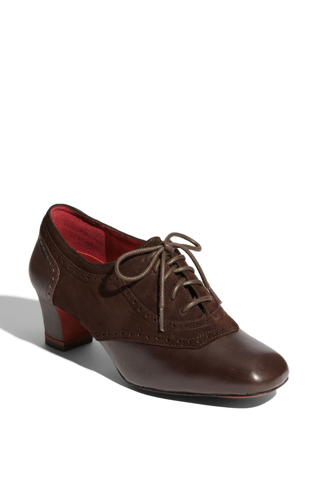 Alternate Image 1 Selected - Oh! Shoes 'Minerva' Oxford Pump
