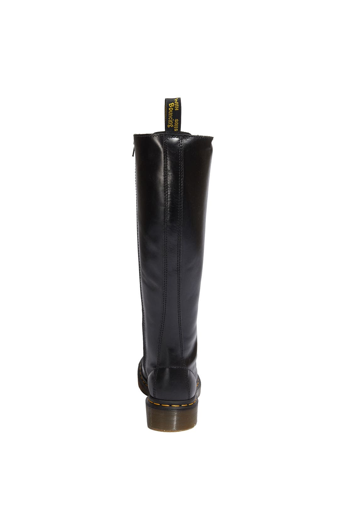 Alternate Image 4  - Dr. Martens '1B60 20 Eye Zip' Boot (Women)