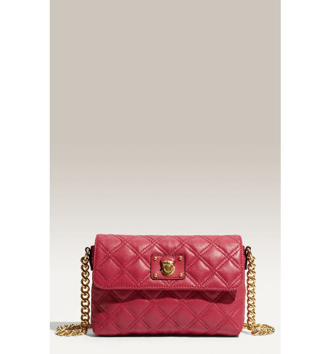 MARC JACOBS 'The Single' Quilted Crossbody Bag   Nordstrom : marc jacobs single quilted bag - Adamdwight.com