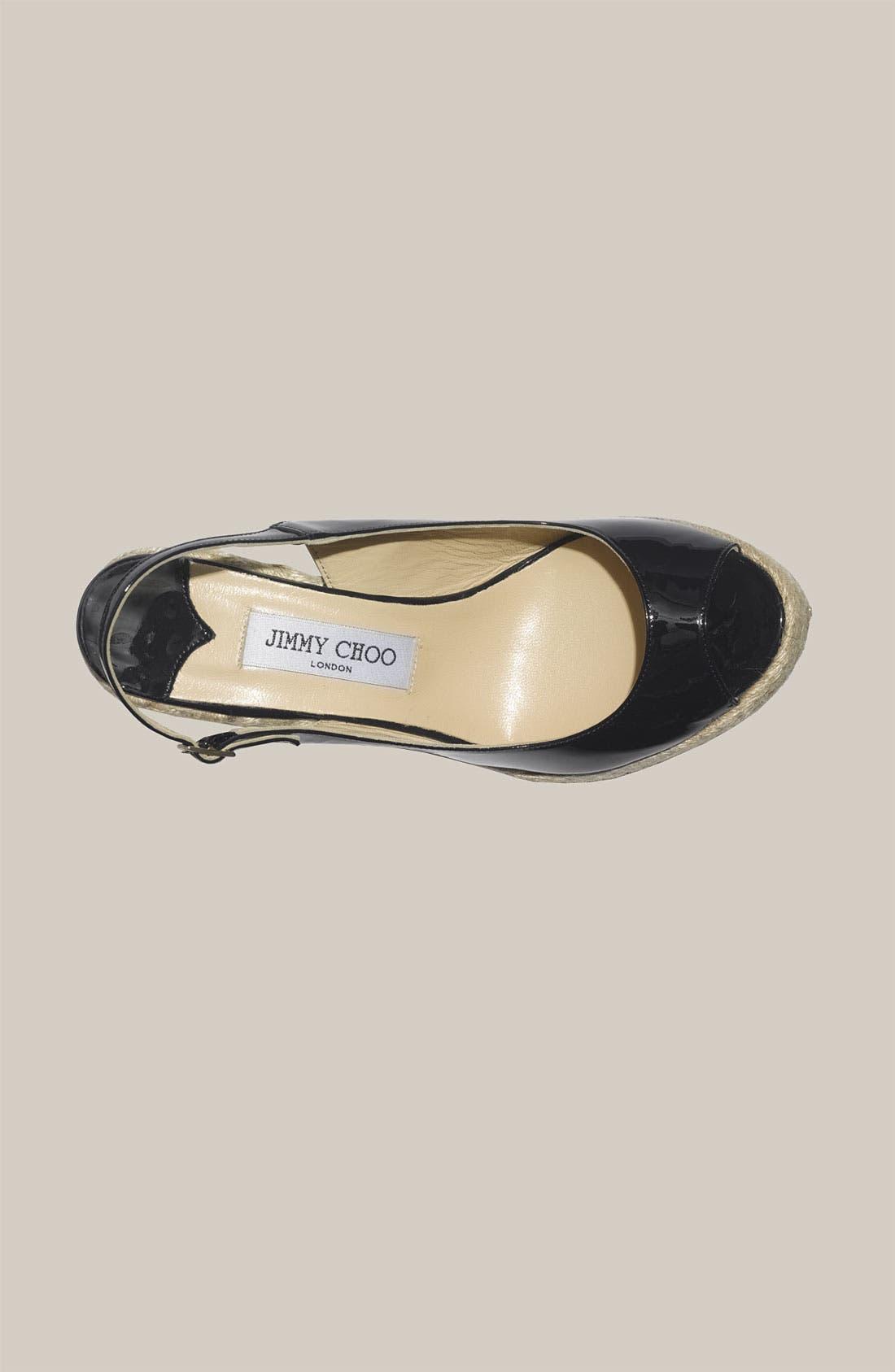 Alternate Image 3  - Jimmy Choo 'Polar' Sandal