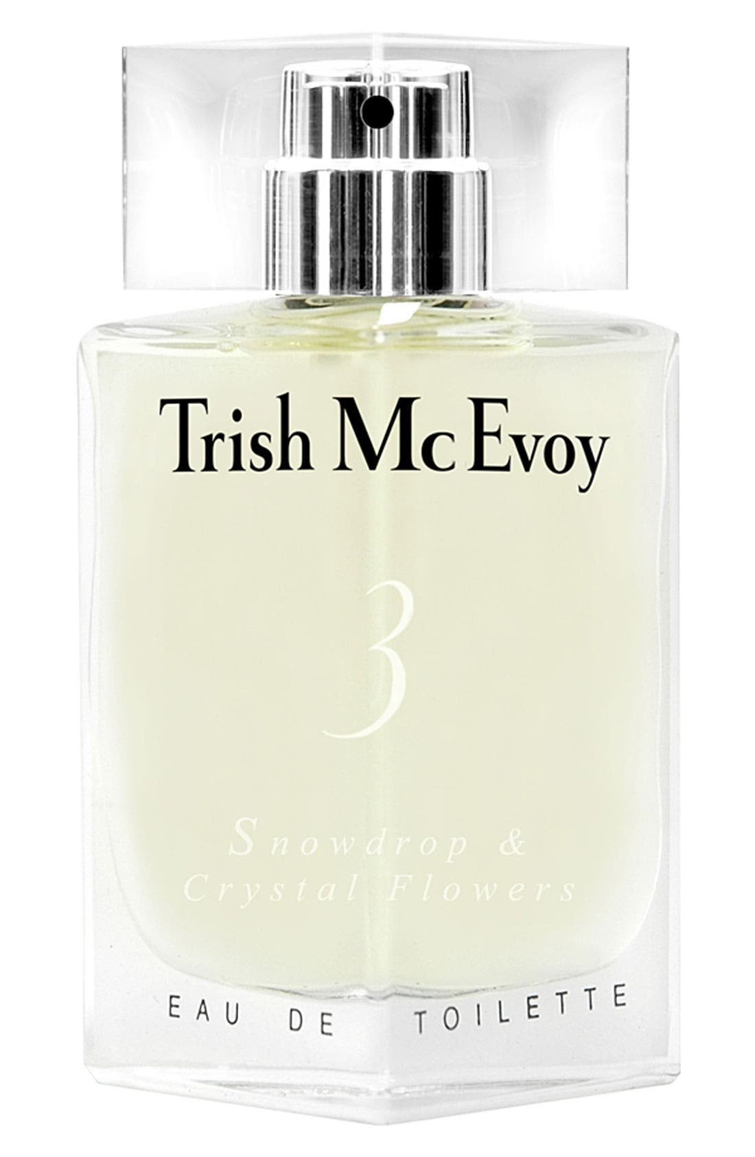 Trish McEvoy 'No. 3 Snowdrop & Crystal Flowers' Eau de Toilette