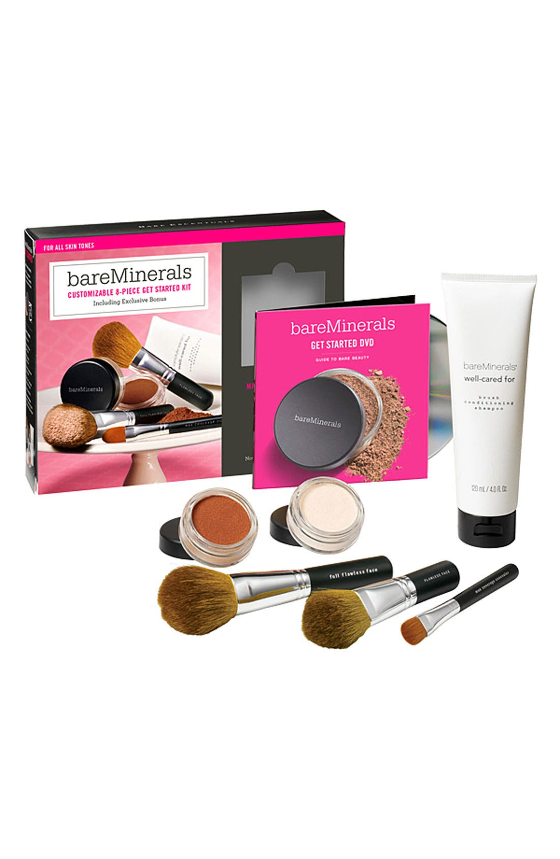 Alternate Image 1 Selected - bareMinerals® 'Get Started' Customizable Kit