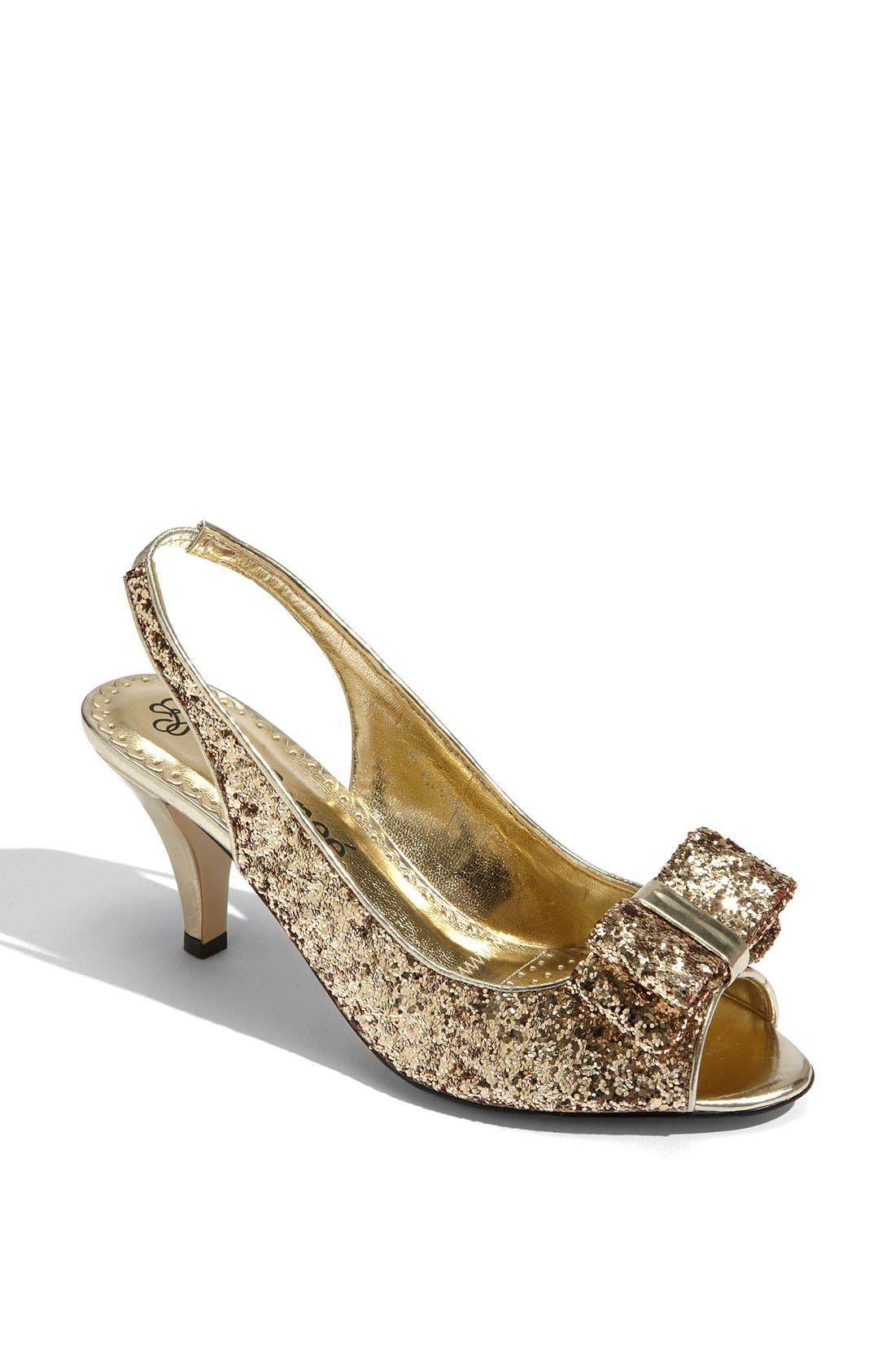 Alternate Image 1 Selected - J. Reneé 'Rosina' Sandal