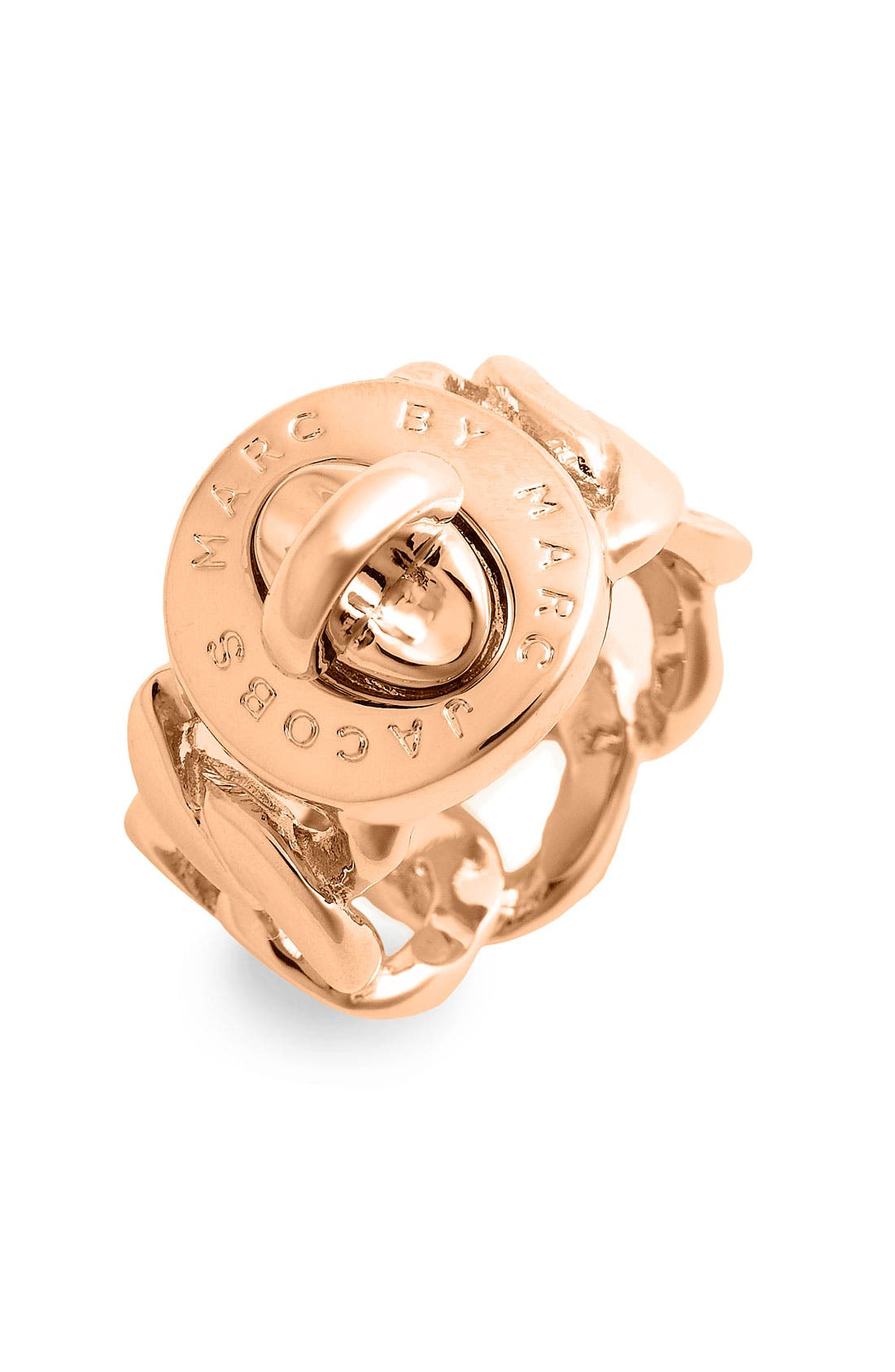 Alternate Image 1 Selected - MARC BY MARC JACOBS 'Turnlock - Katie' Ring