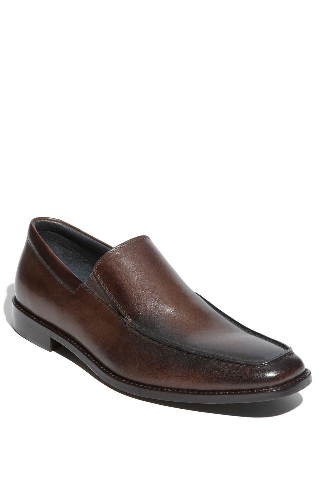 Alternate Image 1 Selected - Gordon Rush 'Madison' Venetian Loafer (Men)