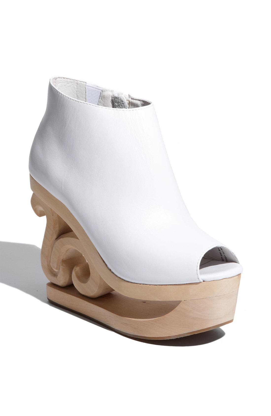 Alternate Image 1 Selected - Jeffrey Campbell 'Skate' Bootie