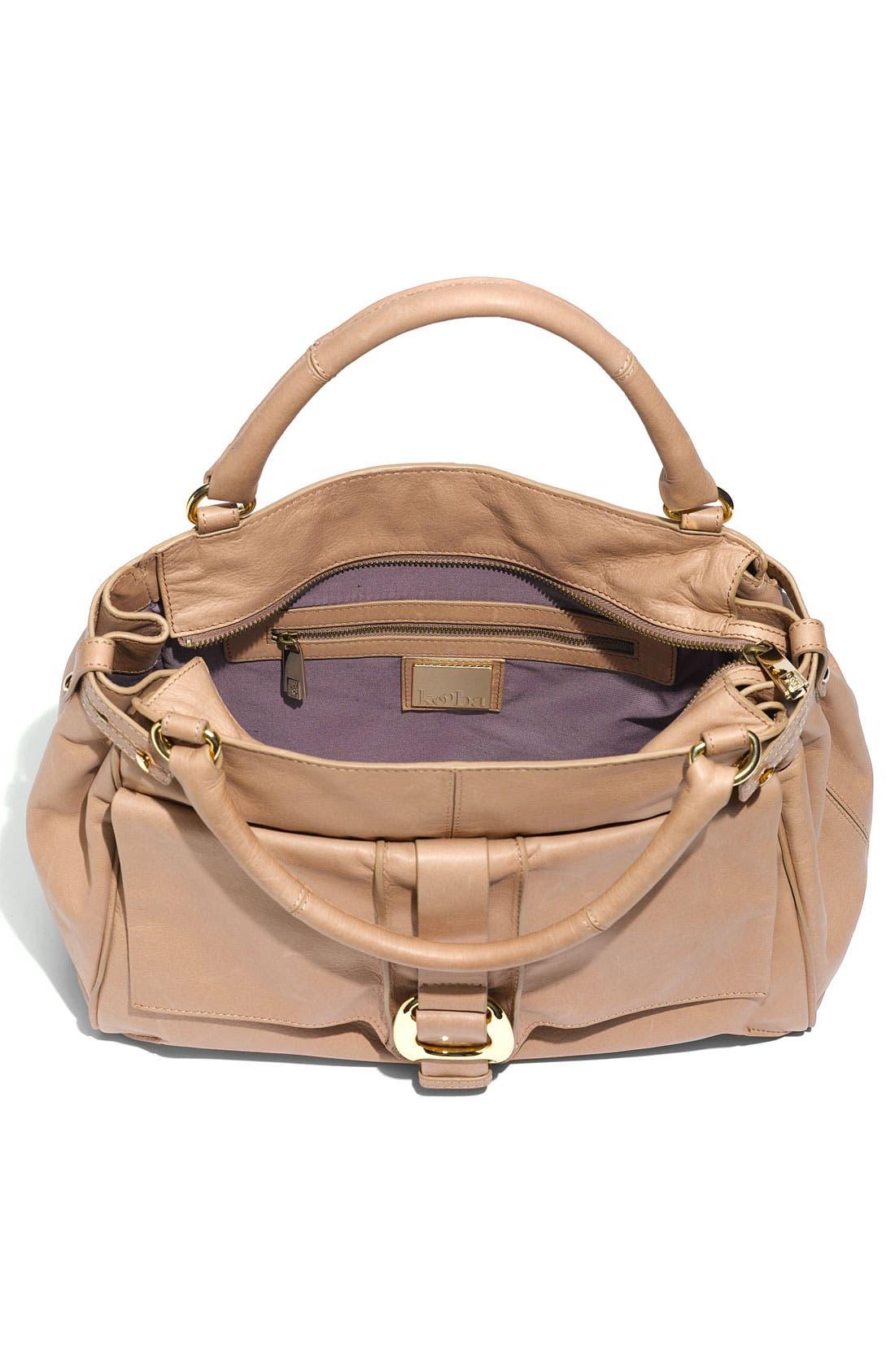 Alternate Image 3  - Kooba 'Anya' Leather Satchel