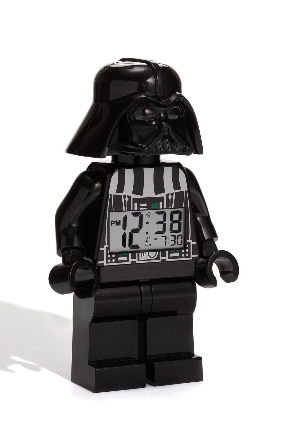 Alternate Image 1 Selected - LEGO® 'Star Wars™ - Darth Vader' Alarm Clock
