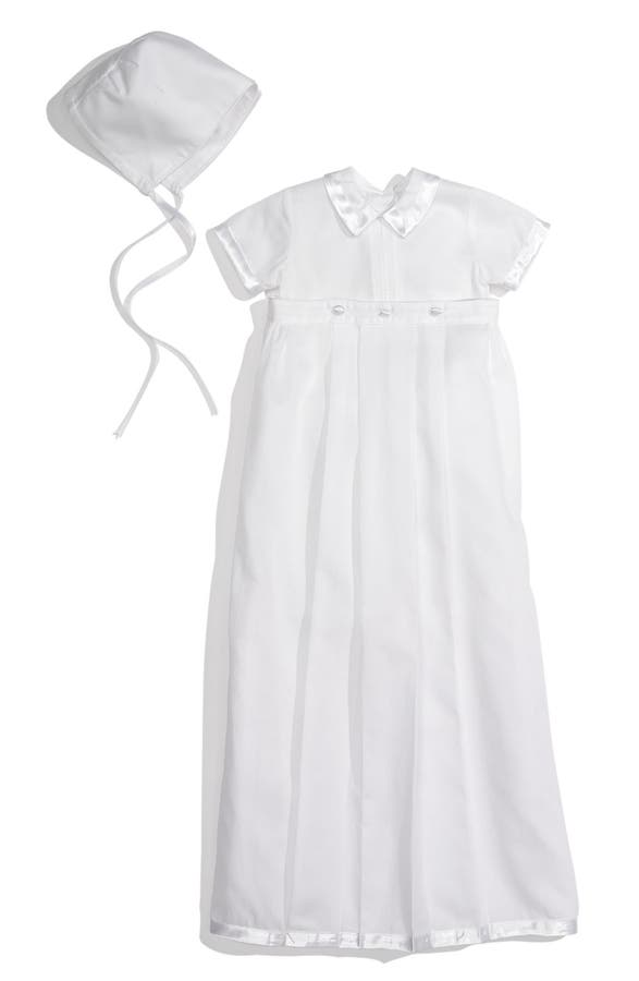 Kissy Kissy Convertible Christening Gown Set (Infant) | Nordstrom