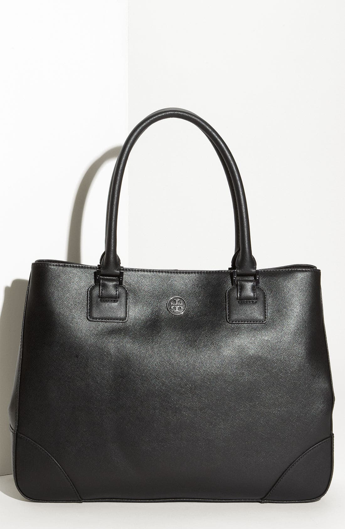 Alternate Image 1 Selected - Tory Burch 'Robinson' Saffiano Tote