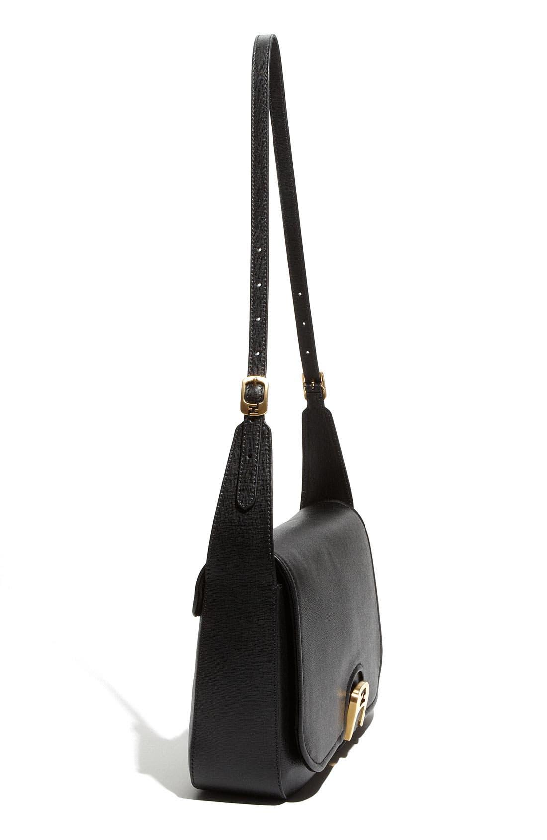 Alternate Image 3  - Fendi 'Chameleon' Leather Shoulder Bag