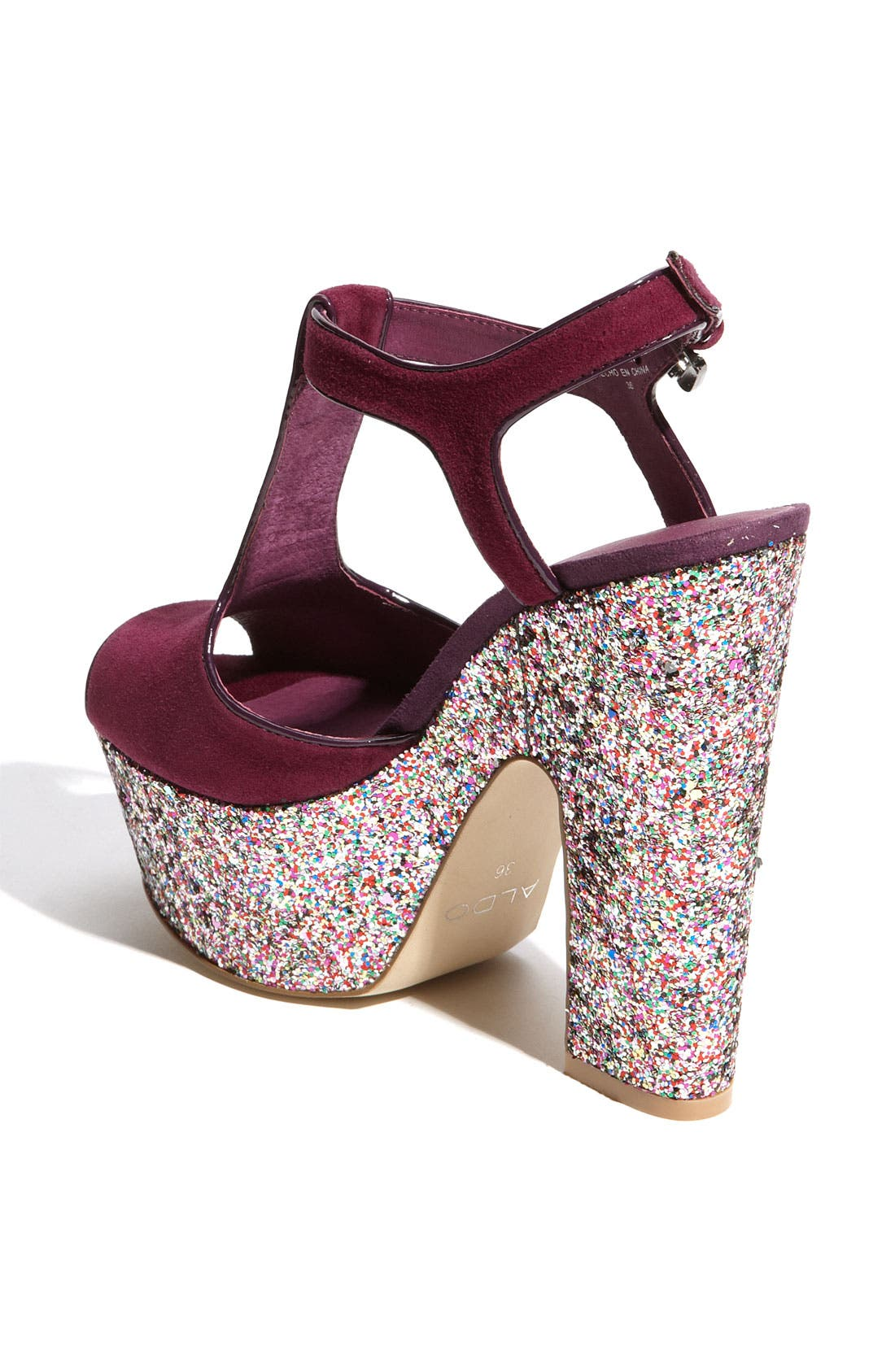 Alternate Image 2  - ALDO 'Trejos Glitter' Sandal