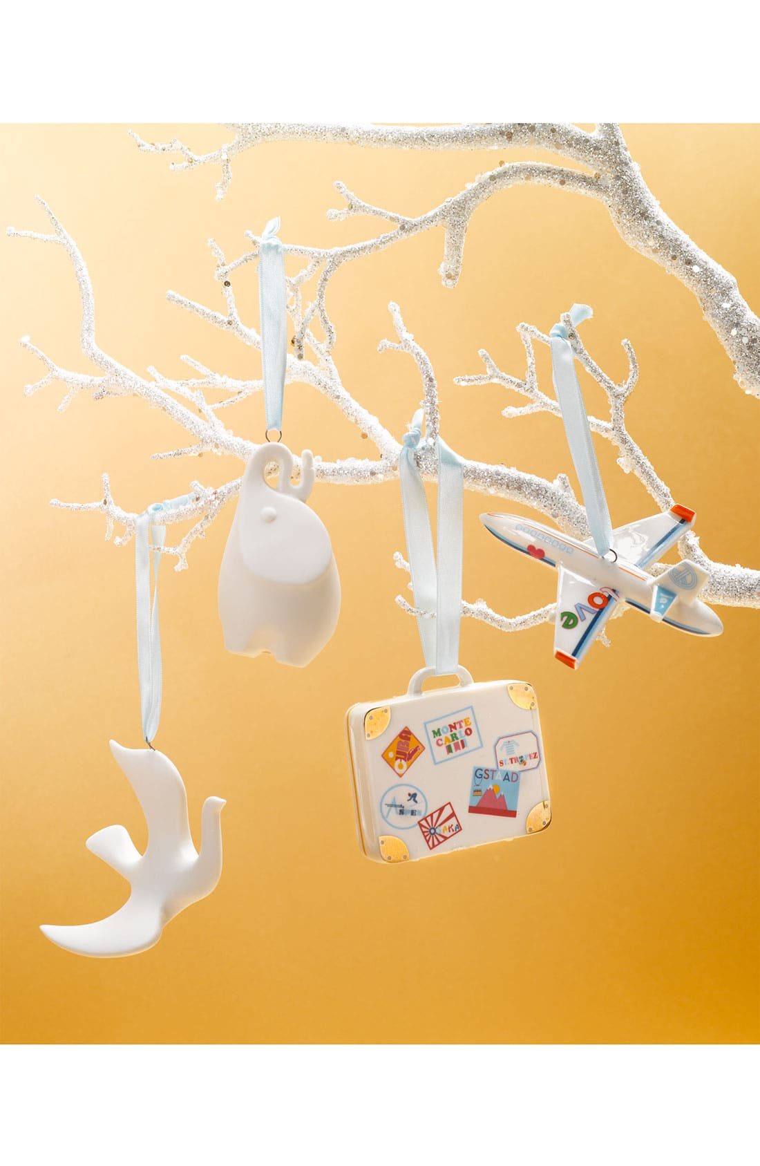 Alternate Image 2  - Jonathan Adler Dove Ornament