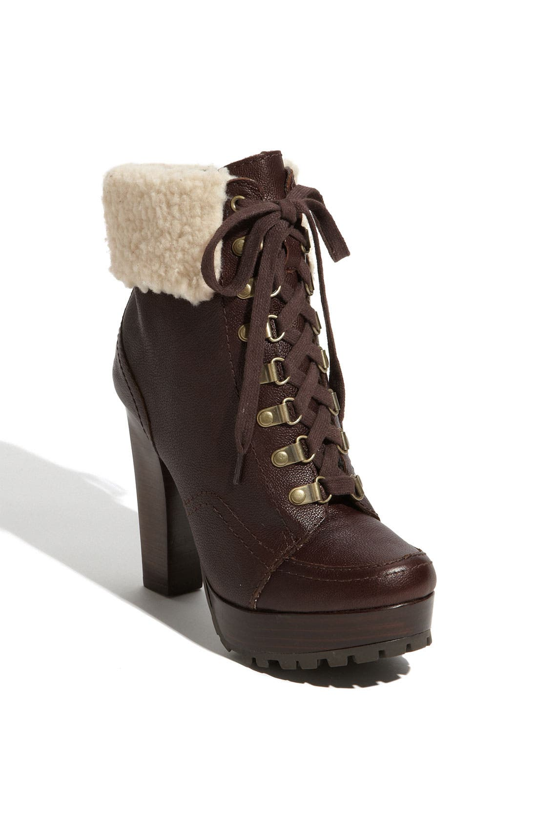 Alternate Image 1 Selected - BP. 'Search' Lace-Up Bootie