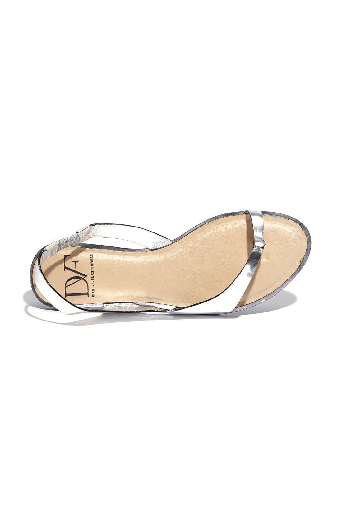 Alternate Image 3  - Diane von Furstenberg 'Kaiti' Slingback Sandal