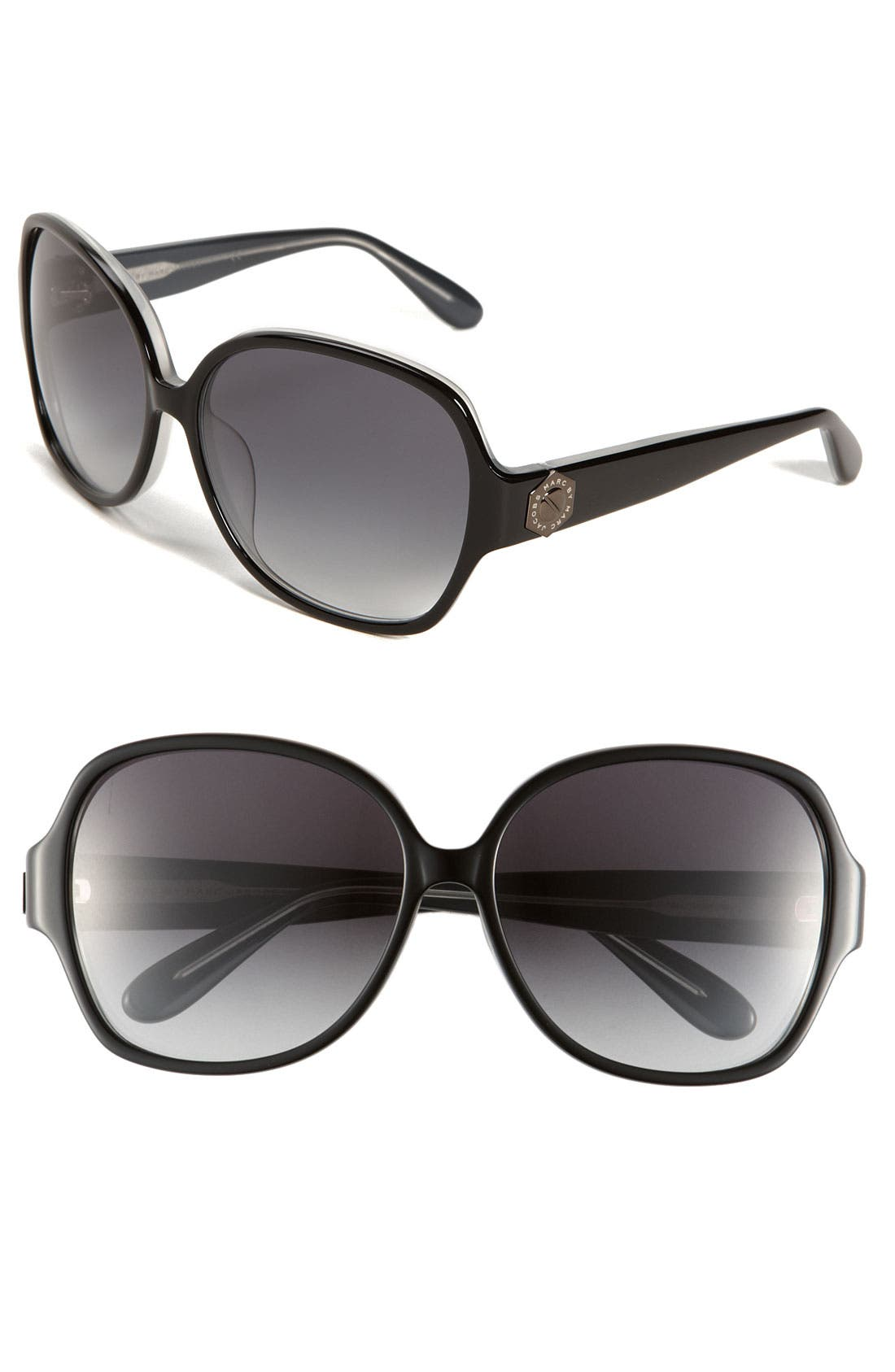 Alternate Image 1 Selected - MARC BY MARC JACOBS 'International Collection' 59mm Sunglasses