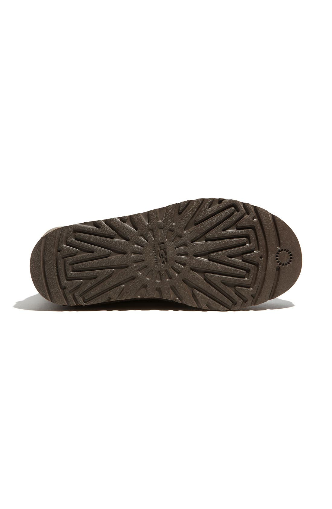 Alternate Image 4  - UGG® Australia 'Bailey Button Triplet' Boot (Bomber) (Women)