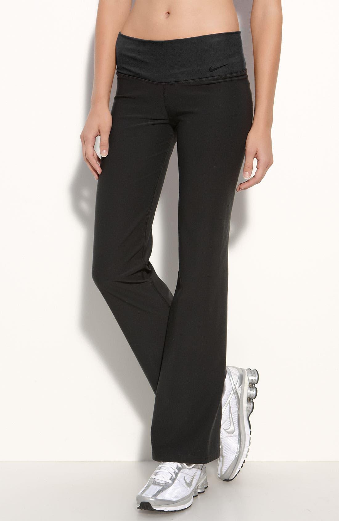 Alternate Image 1 Selected - Nike 'Legend' Slim Pants (Regular, Short & Long)