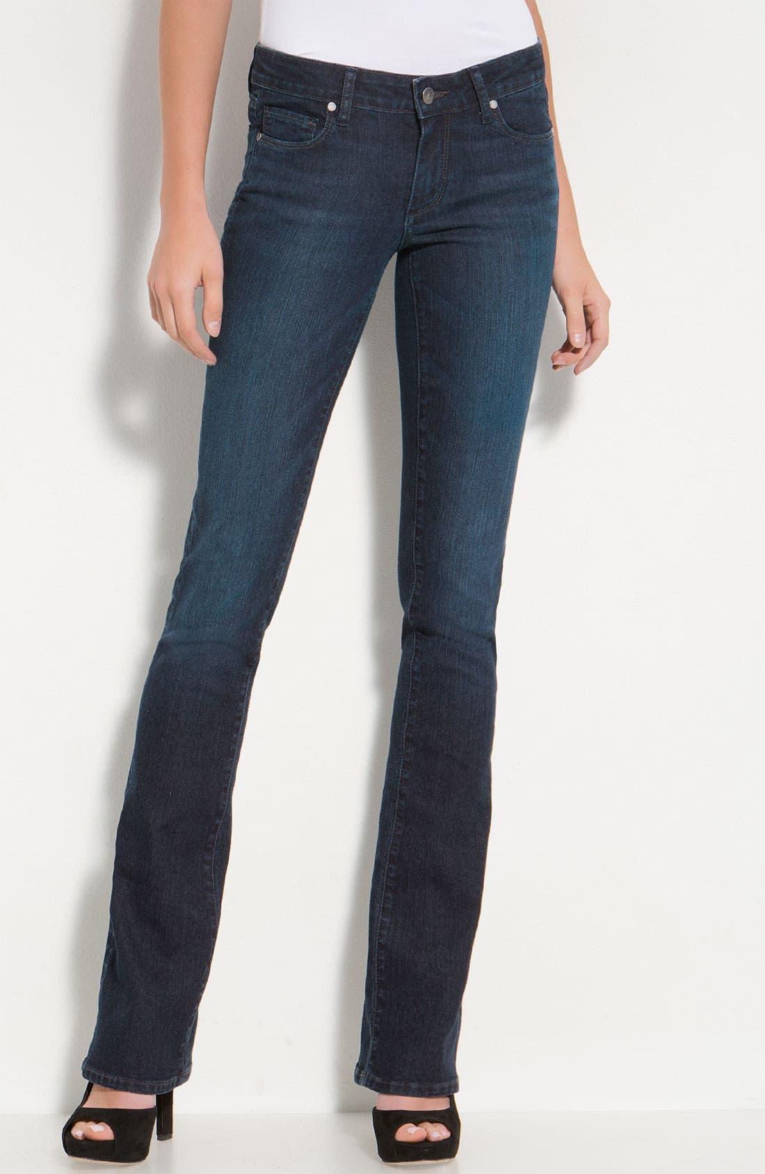 Paige Denim 'Laguna Baby' Bootcut Jeans (Lighthouse Wash) | Nordstrom