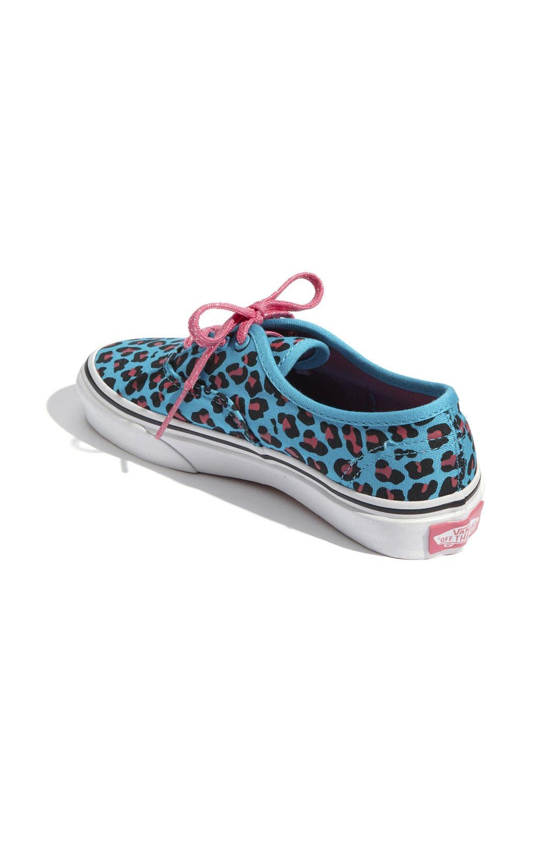 Alternate Image 2  - Vans 'Cheetah' Sneaker (Toddler, Little Kid & Big Kid)