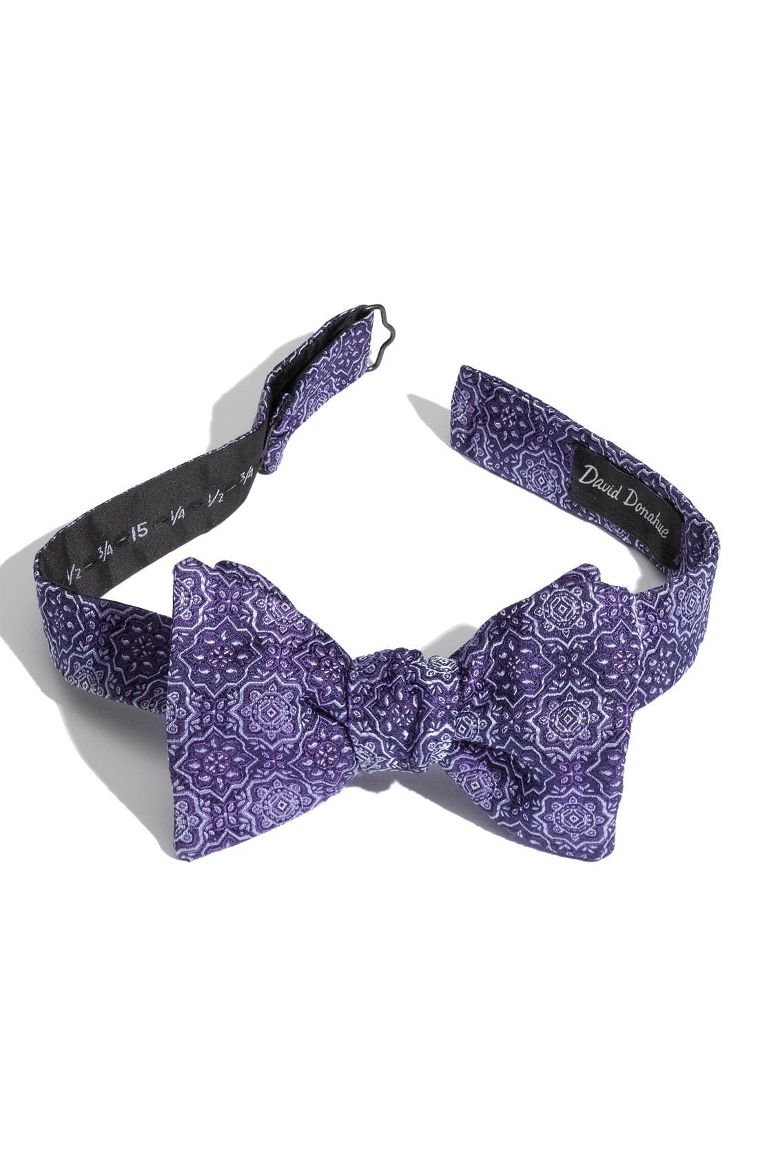 Alternate Image 1 Selected - David Donahue Bow Tie