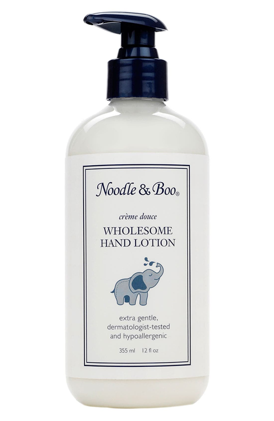 Noodle & Boo Wholesome Hand Lotion