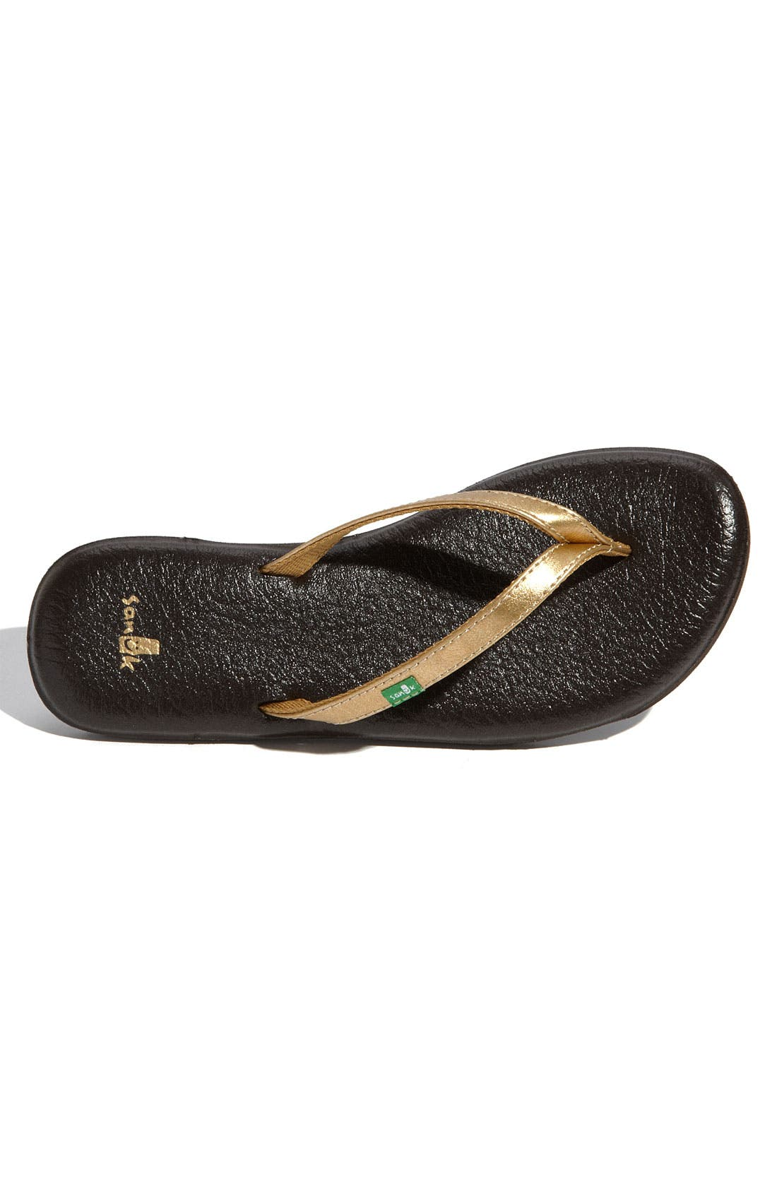 Alternate Image 3  - Sanuk 'Yoga Spree' Flip Flop (Women)