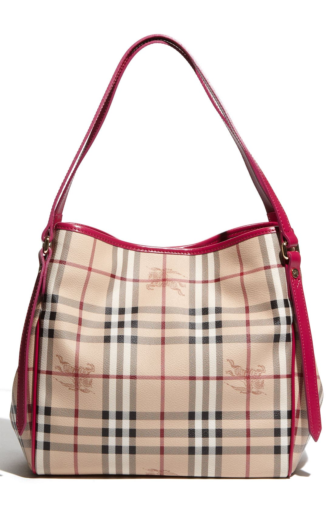 Alternate Image 4  - Burberry 'Haymarket Check' Tote