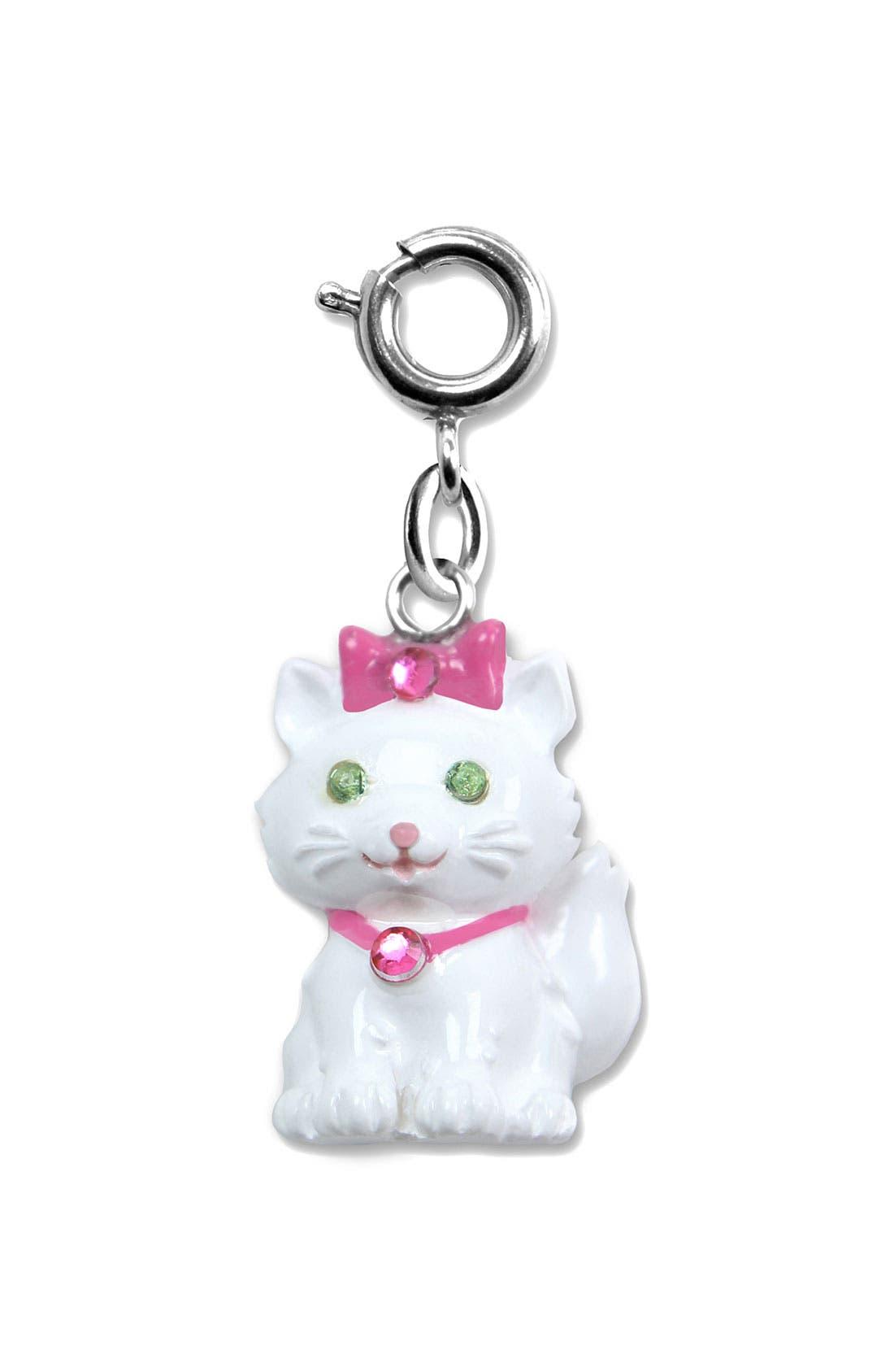 Alternate Image 1 Selected - CHARM IT!® 'Kitten' Charm (Girls)