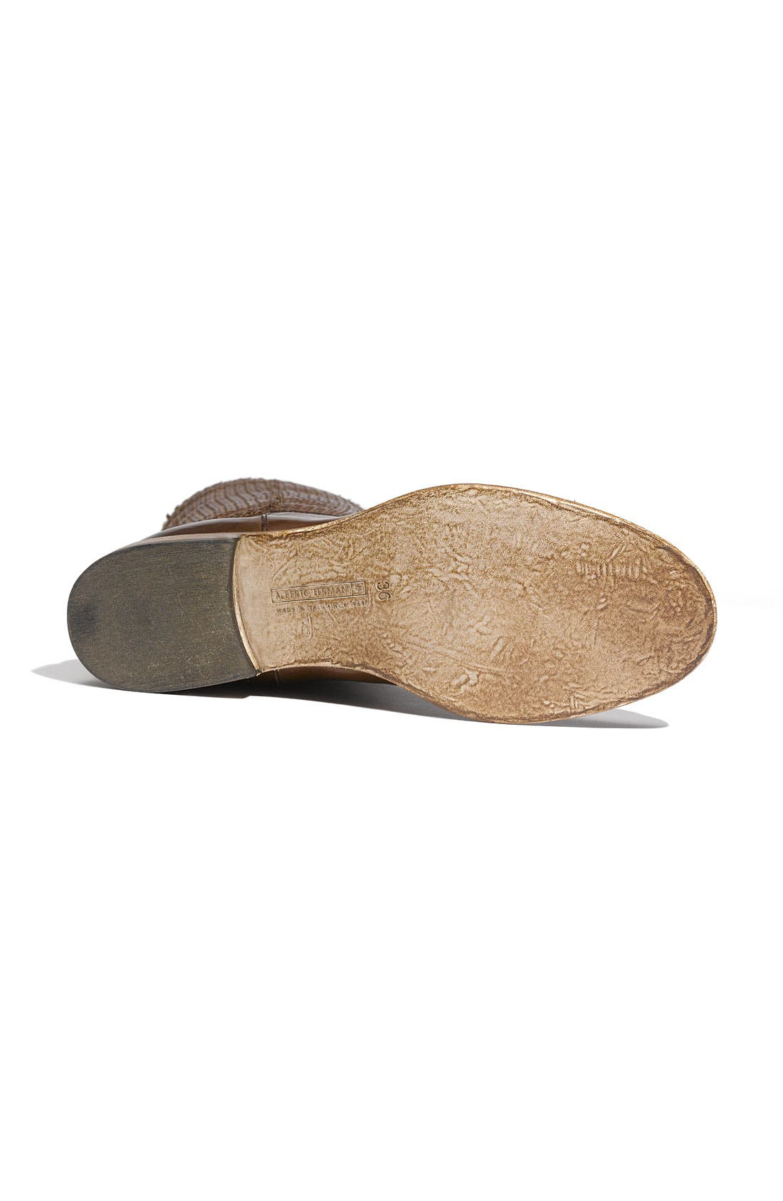 Alternate Image 4  - Alberto Fermani Leather Boot