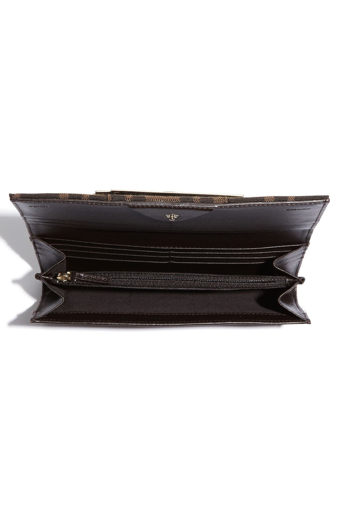 Alternate Image 2  - Fendi 'Zucca Mia' Clutch Wallet
