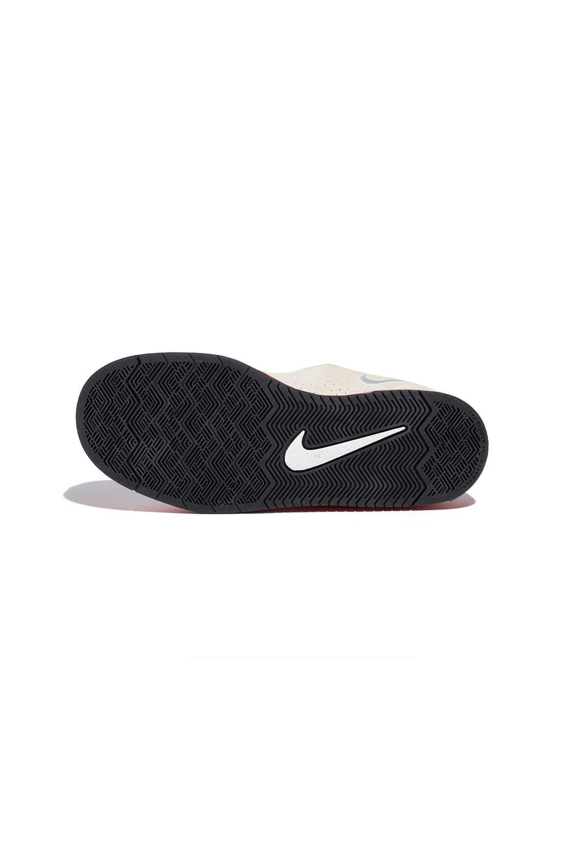 Alternate Image 4  - Nike 'Paul Rodriguez 5' Skate Shoe (Little Kid & Big Kid)