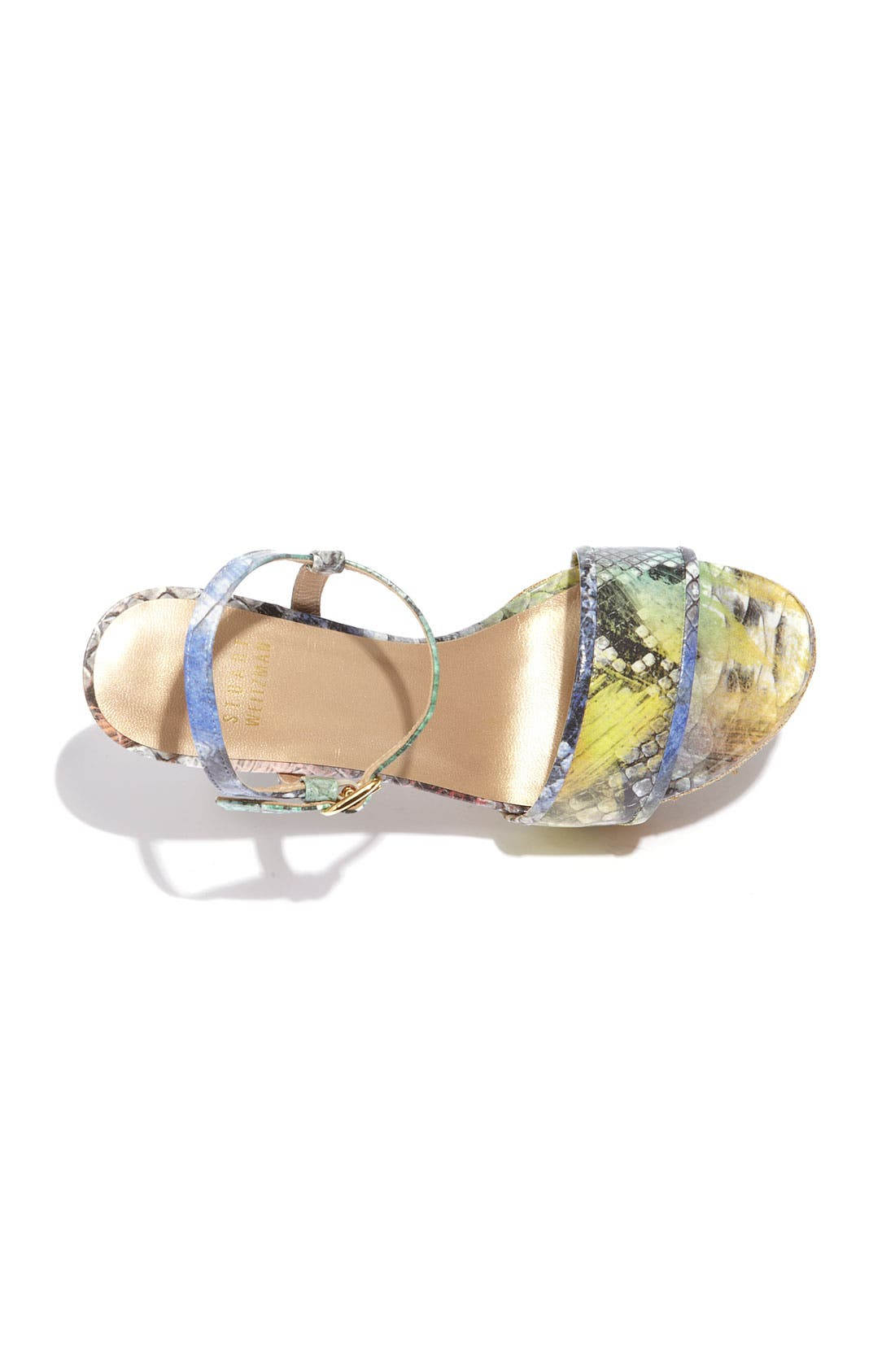 Alternate Image 3  - Stuart Weitzman 'Onceover' High Heel Sandal