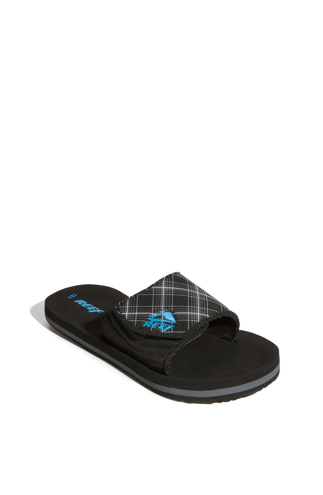 Alternate Image 1 Selected - Reef 'Grom Ahi' Slide Sandal (Walker, Toddler, Little Kid & Big Kid)