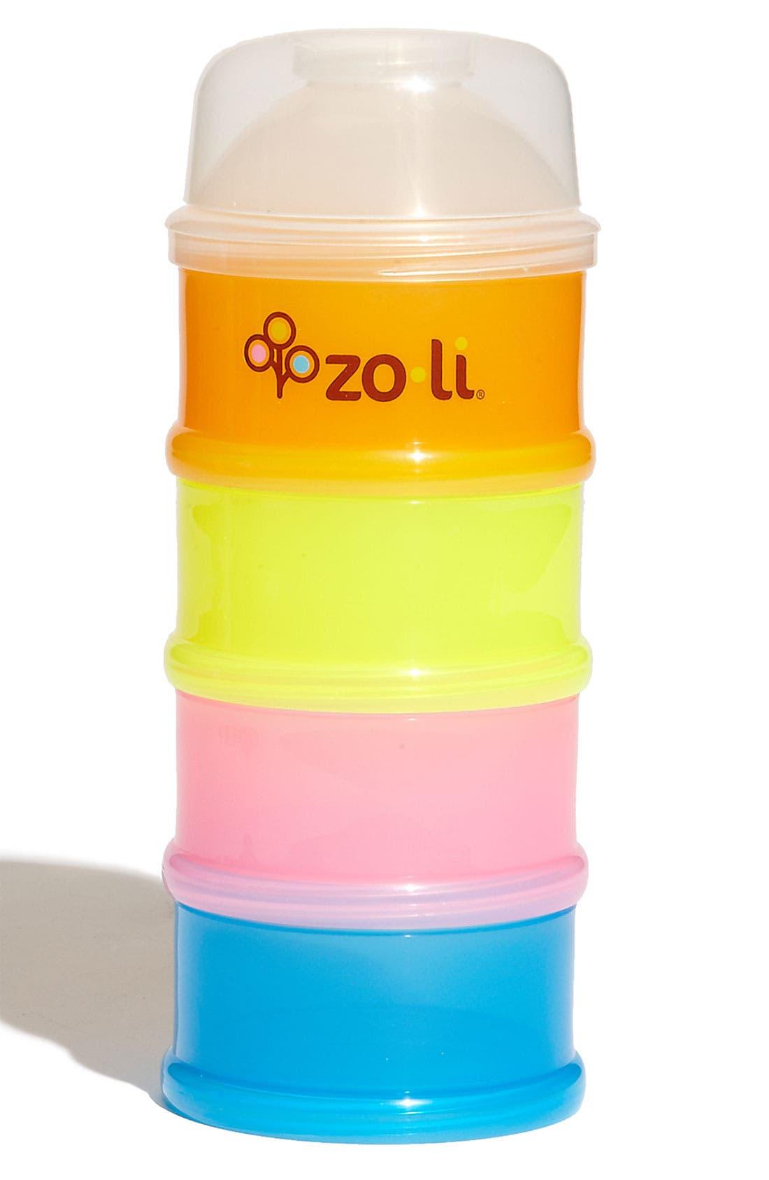ZoLi 'On the Go' Snack & Formula Dispenser