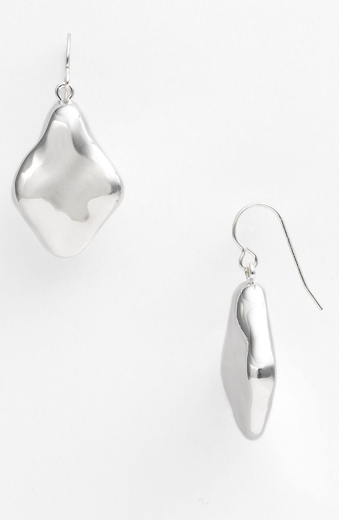 Alternate Image 1 Selected - Simon Sebbag Diamond Shape Earrings