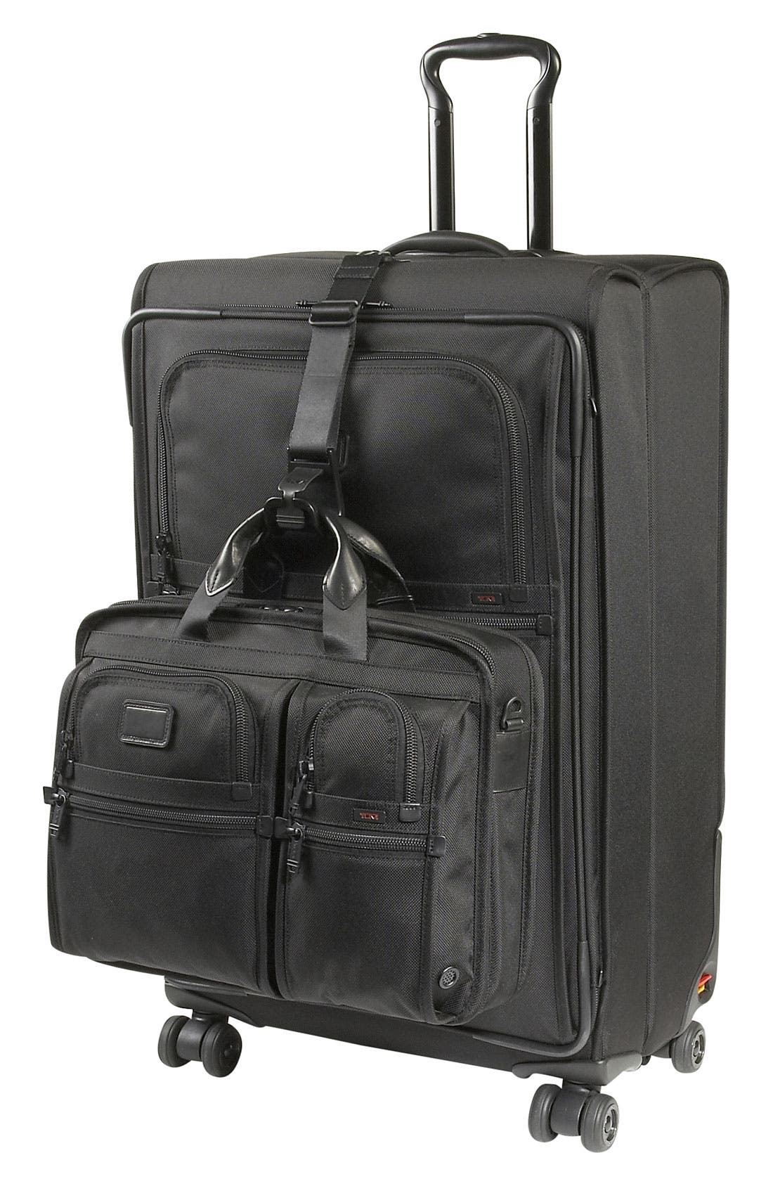 Alternate Image 5  - Tumi 'Alpha' 4-Wheeled Expandable Long Distance Trip Bag