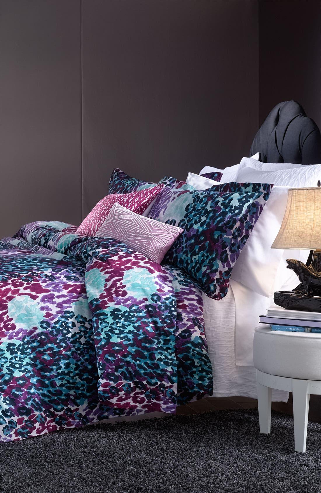 Alternate Image 2  - Diane von Furstenberg 'Batik Beaded' Pillow