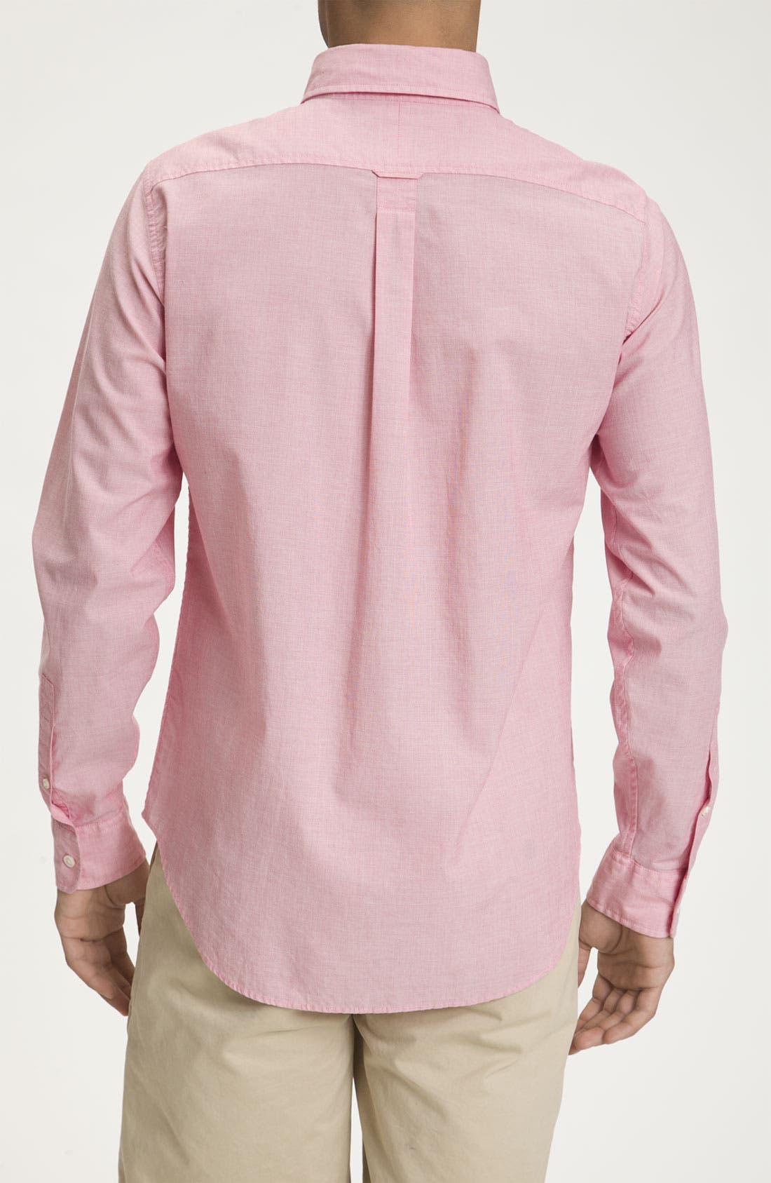 Alternate Image 2  - Jack Spade 'Hawes' Woven Shirt