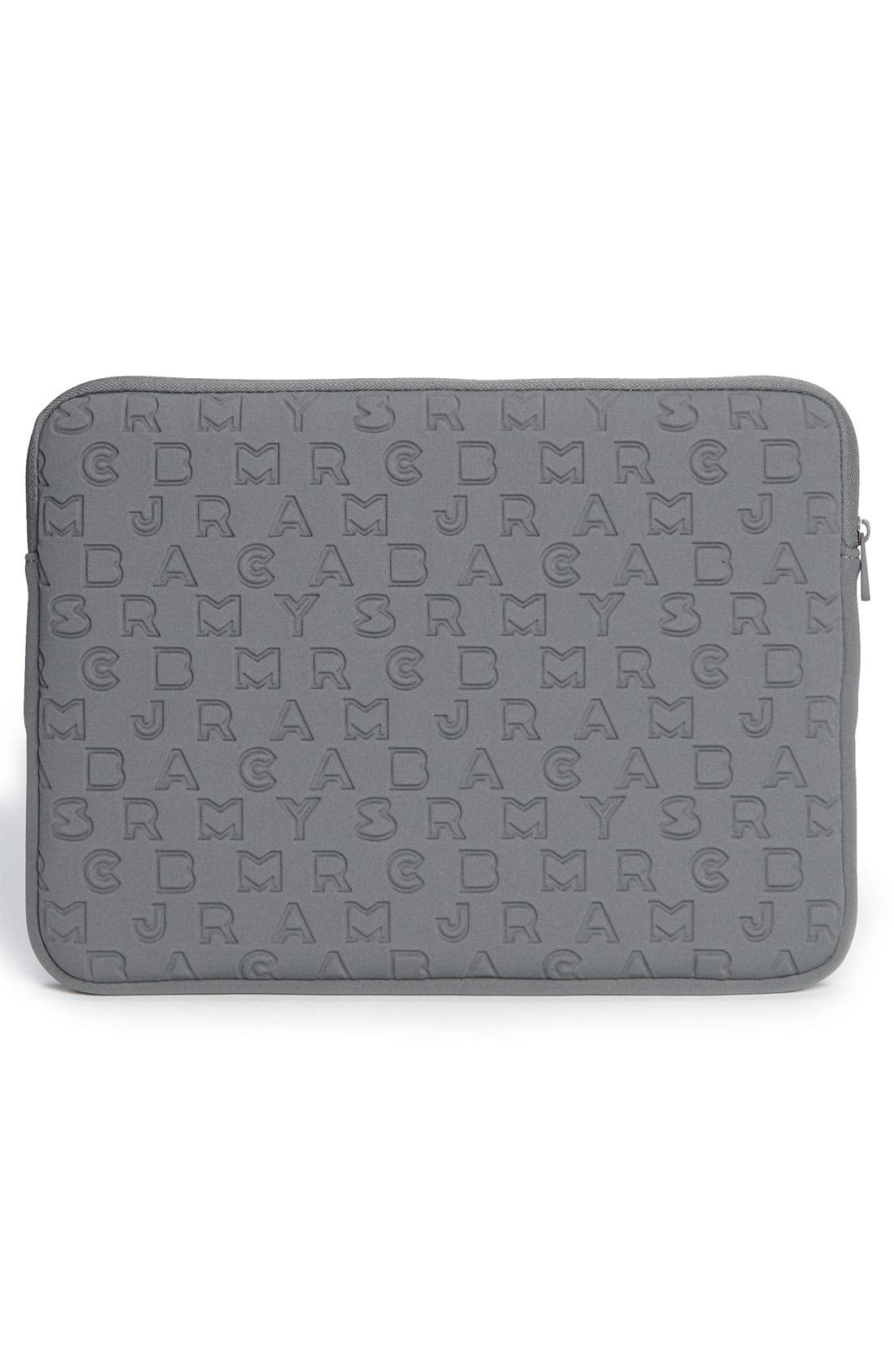 Alternate Image 4  - MARC BY MARC JACOBS 'Dreamy Logo' Laptop Sleeve (13 Inch)